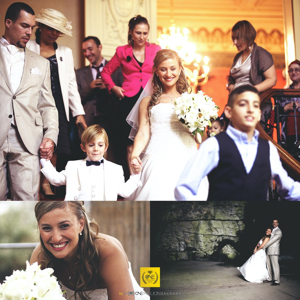 Fetta & Eric - Mariage