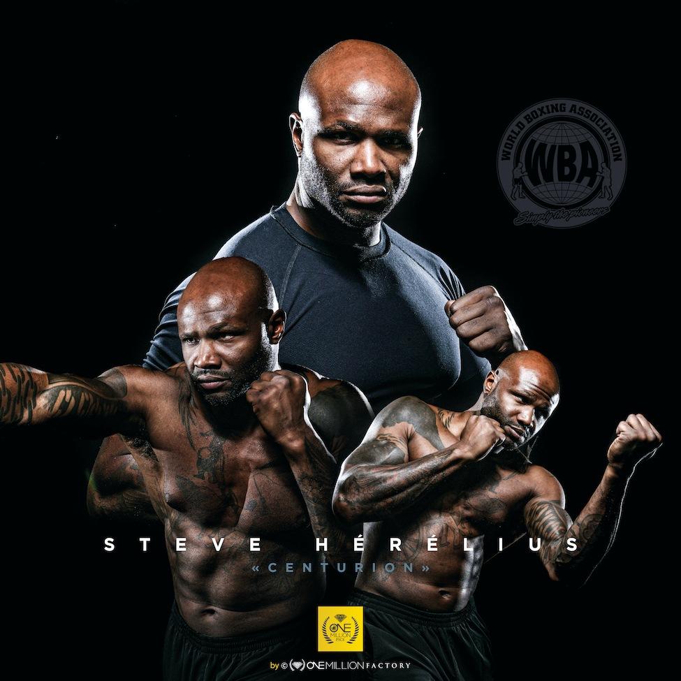 Steve Herelius - Boxer