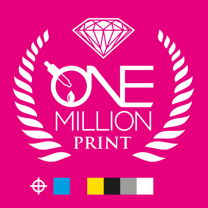 One Million Print by One Million Factory®